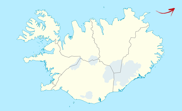 Location Of Iceland On World Map.Iceland Youngest Country In The World Go Icelandic